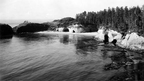 Whale Cove, Circa 1940