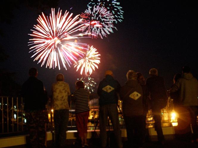 Maritime Fireworks