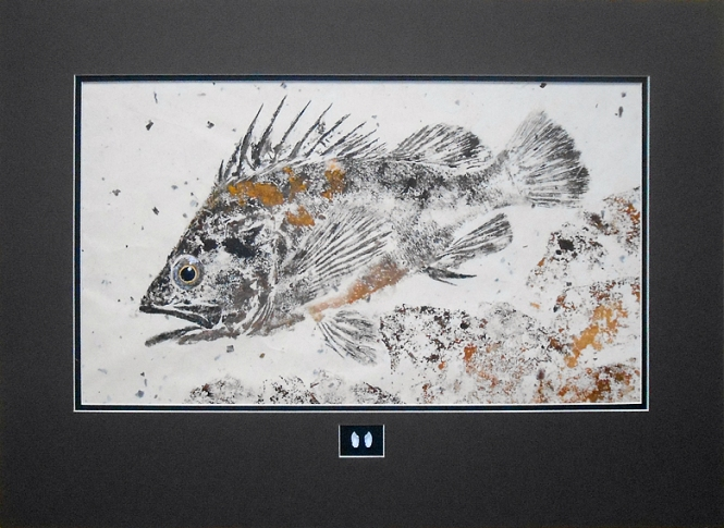 Gyotaku Print