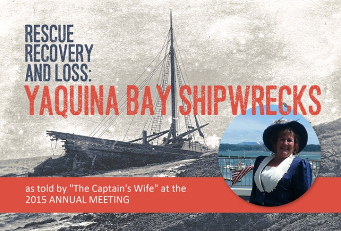 Yaquina Bay Shipwrecks